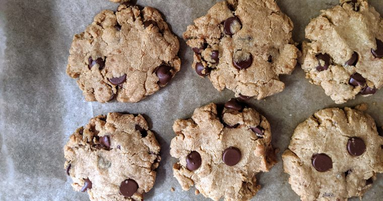 Top 8 Free Chocolate Chip Cookies