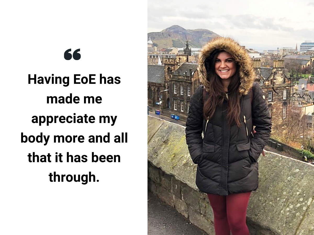 Melissa: Growing Up & Learning with EoE