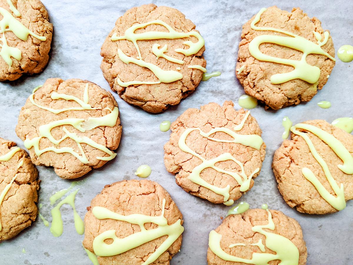Golden Turmeric Coconut Cookies (AIP & Top 8 Free)